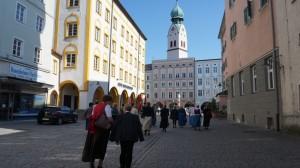 30.03.19 Röckefrauen-Ausflug nach Rosenheim