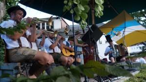 35. Marktfest 18.08.19 - Hallgrafen-Musikanten