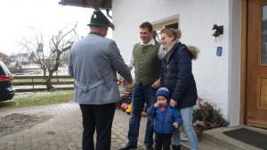 Weisen bei Marina und Georg Wörndl 19.01.20