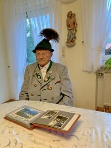Otto Obermüller 85. Geburtstag Foto von Anton Hötzelsberger