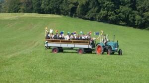 Weisen bei Verena und Waste Bauer, 20.09.2020, Greimhartinger Aktive